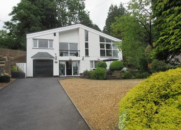 Thumbnail 5 bed detached house for sale in Tremle Court, Treorchy, Rhondda, Cynon, Taff.