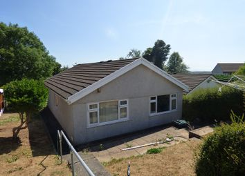 Thumbnail 3 bed detached bungalow for sale in Crymlyn Parc, Skewen, Neath .