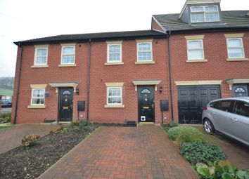 Thumbnail 3 bed town house to rent in Burntwood Road, Grimethorpe, Barnsley