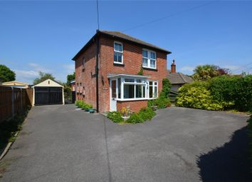 Thumbnail 3 bed detached house for sale in Northover Road, Pennington, Lymington, Hampshire