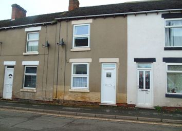 Thumbnail 2 bed terraced house to rent in Oversetts Road, Newhall, Swadlincote