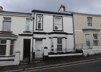 Thumbnail 3 bed property to rent in Marina Terrace, Mutley, Plymouth