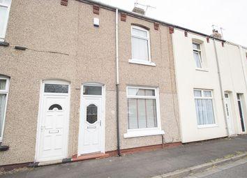 Thumbnail 2 bed terraced house for sale in Marske Street, Hartlepool