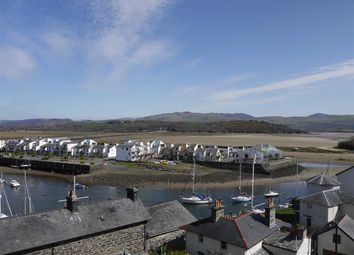 Thumbnail 2 bed flat for sale in Roche Terrace, Porthmadog