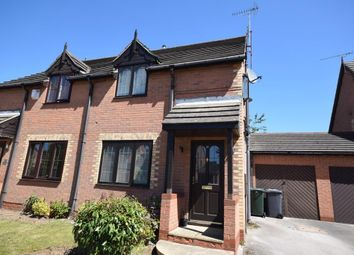 Thumbnail 2 bed semi-detached house for sale in Idle Court, Bawtry, Doncaster