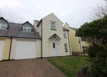 Thumbnail 3 bed town house for sale in Ard Reayrt, Laxey