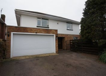 Thumbnail 4 bed detached house for sale in Church Parade, Canvey Island