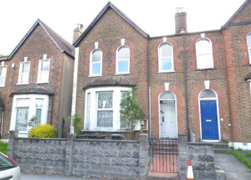 Thumbnail 4 bed maisonette to rent in Parchmore Road, Thornton Heath, Surrey