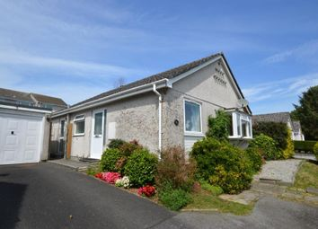 Thumbnail 2 bed detached bungalow for sale in Dennis Road, Liskeard, Cornwall