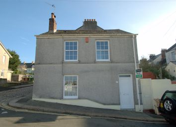 Thumbnail 2 bed end terrace house to rent in Healy Place, Stoke, Plymouth