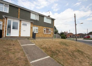 Thumbnail 2 bed maisonette for sale in Elmwood Court, Plumberow Avenue, Hockley