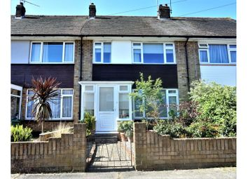 Thumbnail 3 bed terraced house for sale in Alma Close, Benfleet