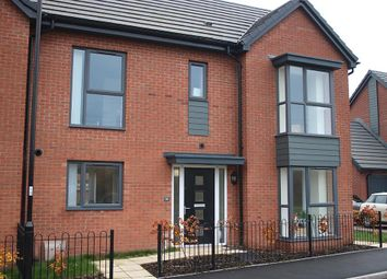 Thumbnail 3 bedroom semi-detached house for sale in Papenham Green, Coventry