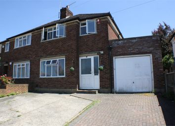 Thumbnail 3 bedroom semi-detached house for sale in Alverstone Road, Wembley, Middlesex, UK