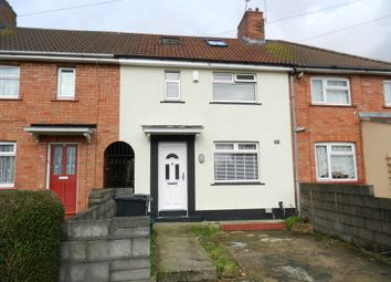 Thumbnail 3 bedroom terraced house to rent in Throgmorton Road, Knowle, Bristol