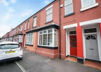 Thumbnail 5 bed terraced house for sale in Braemar Road, Manchester, Greater Manchester, Uk