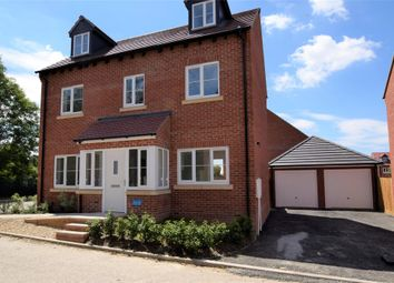 Thumbnail 5 bed detached house for sale in 11 New Dawn View, Off Stroud Road, Gloucester