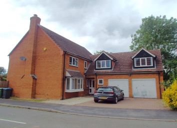 Thumbnail 5 bed detached house to rent in Bridle Road, Banbury Road, Lighthorne, Warwick