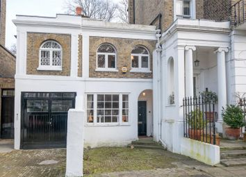 Thumbnail 2 bed terraced house for sale in Crescent Grove, London