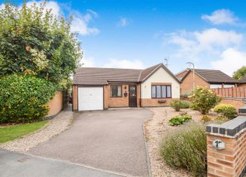 Thumbnail 3 bed detached bungalow for sale in Birch Avenue, Barrow Upon Soar, Loughborough