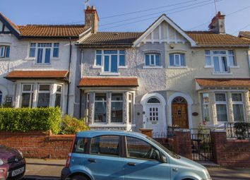 4 bed terraced house for sale in Cornerswell Road, Penarth CF64