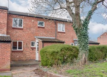 Thumbnail 3 bedroom terraced house for sale in Exhall Close, Church Hill South, Redditch