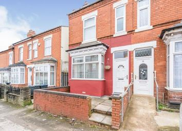 Thumbnail 3 bed end terrace house for sale in Greswolde Road, Sparkhill, Birmingham, West Midlands