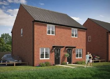 Thumbnail 2 bed terraced house for sale in Cambridge Road, Whetstone, Leicestershire