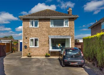 Thumbnail 4 bed detached house for sale in The Beeches, Skelton, York