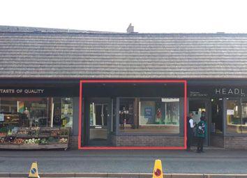 Thumbnail Retail premises to let in Unit 2, Burn Lane, Inverurie