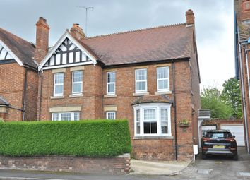 Thumbnail 4 bed detached house for sale in Burford Road, Evesham