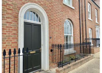 Thumbnail 2 bed end terrace house for sale in Liscombe Street, Dorchester