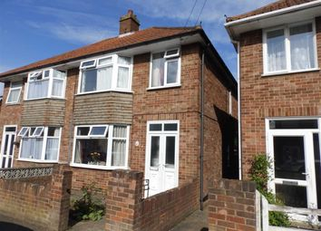 Thumbnail 3 bedroom semi-detached house for sale in Milton Street, Ipswich