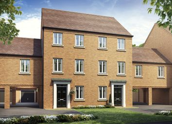 "Thumbnail 4 bed property for sale in ""Cannington Special"" at Mount Street, Barrowby Road, Grantham"