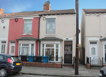 Thumbnail 2 bedroom terraced house for sale in Belmont Street, Hull, North Humberside
