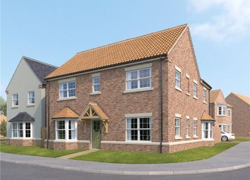 Thumbnail 4 bed detached house for sale in The Woodlark, Dishforth, Thirsk, North Yorkshire