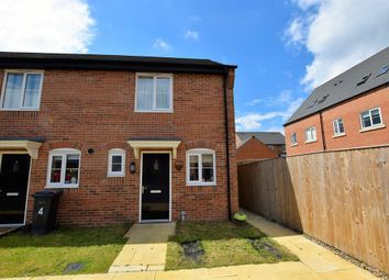 Thumbnail 2 bed end terrace house for sale in Damson Court, Malton