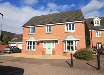 Thumbnail 5 bed detached house for sale in Waggoners Way, Hereford