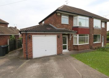 Thumbnail 3 bed semi-detached house for sale in Crownhill Road, Brinsworth, Rotherham, South Yorkshire