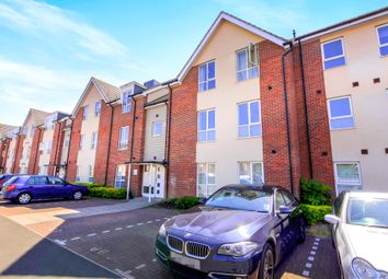 Thumbnail 2 bed flat for sale in Harrow Close, Chertsey