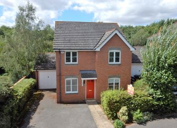 Thumbnail 4 bed detached house for sale in Forest Avenue, Ashford