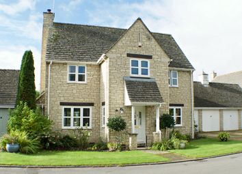 Thumbnail 4 bed detached house for sale in Littlebrook Meadow, Shipton-Under-Wychwood, Chipping Norton
