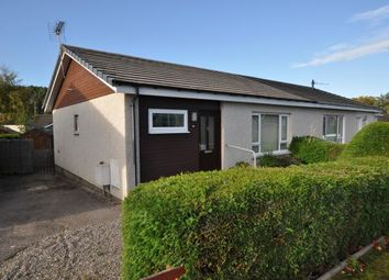 Thumbnail 3 bed semi-detached house for sale in 60 Highfield, Forres