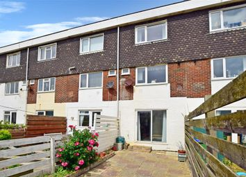 Thumbnail 3 bed town house for sale in Dane Close, Seaford, East Sussex