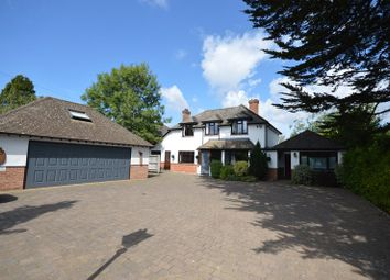Thumbnail 7 bed detached house for sale in Milford Road, Pennington, Lymington