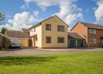 Thumbnail 4 bed detached house for sale in Egremont Road, Hardwick, Cambridge