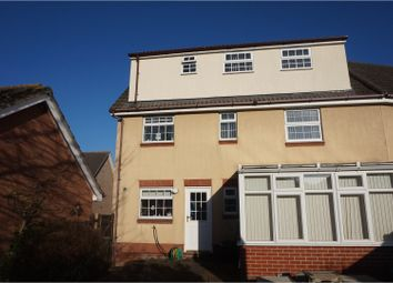 Thumbnail 4 bed end terrace house for sale in Gulls Croft, Braintree