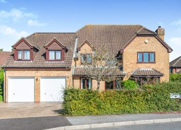 Thumbnail 5 bed detached house to rent in Cranbourne Drive, Otterbourne, Winchester