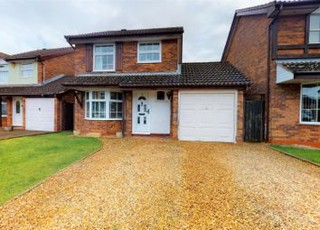 Thumbnail 3 bed detached house for sale in Lark Close, Westfield, Radstock