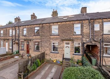 Thumbnail 3 bed terraced house for sale in South View, Yeadon, Leeds
